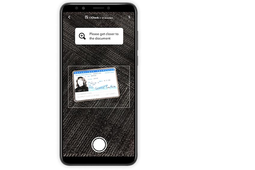 Application Mobile Verification Identité