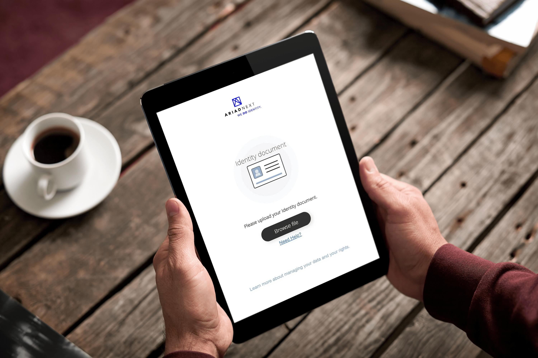 Application web de vérification de documents d'identité